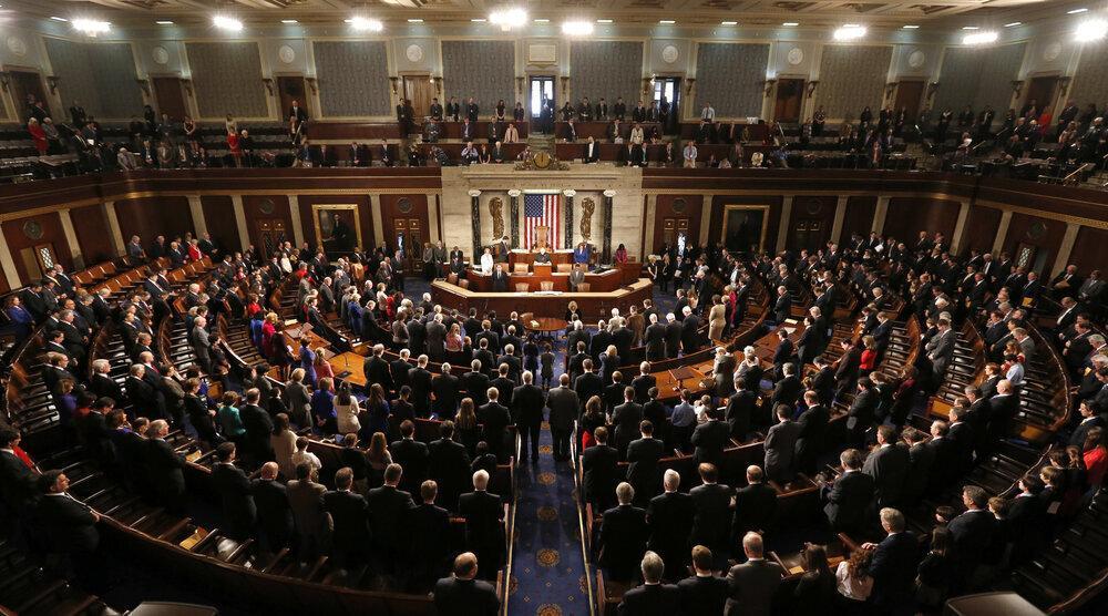 رای قاطع کنگره آمریکا علیه خروج نیروهای نظامی آمریکا از شمال سوریه