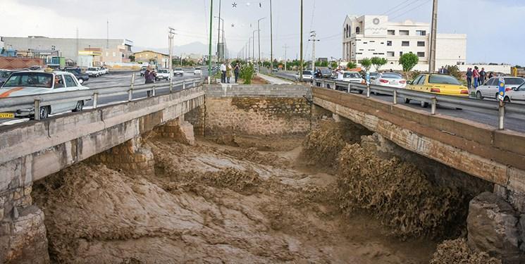 جزئیات گزارش آنالیز سیلاب فروردین ماه
