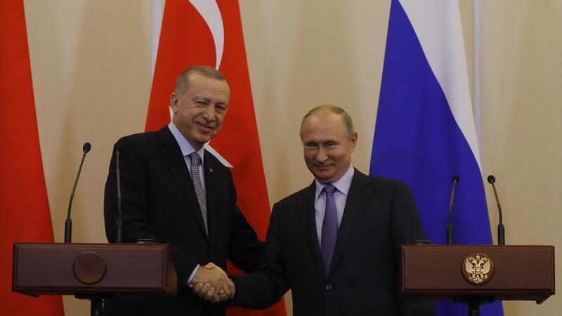 توافق 10 ماده ای اردوغان و پوتین بر سر سوریه