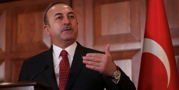 چاوش اوغلو: گروه ی.پ.گ در ازای دریافت پول داعشی ها را آزاد کرده است