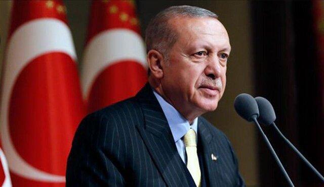 اردوغان: خروج کردها از منطقه مورد توافق کامل شده است