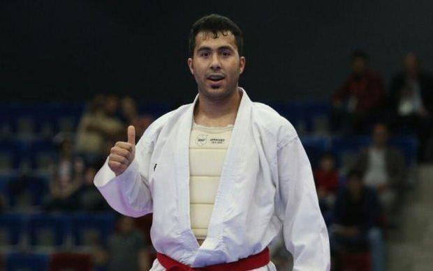 گنج زاده طلای دوم را کسب کرد، انتها کار ایران با 4 مدال طلا و برنز