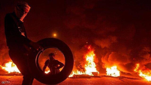 معترضان، مقرهای احزاب عراقی را آتش زدند