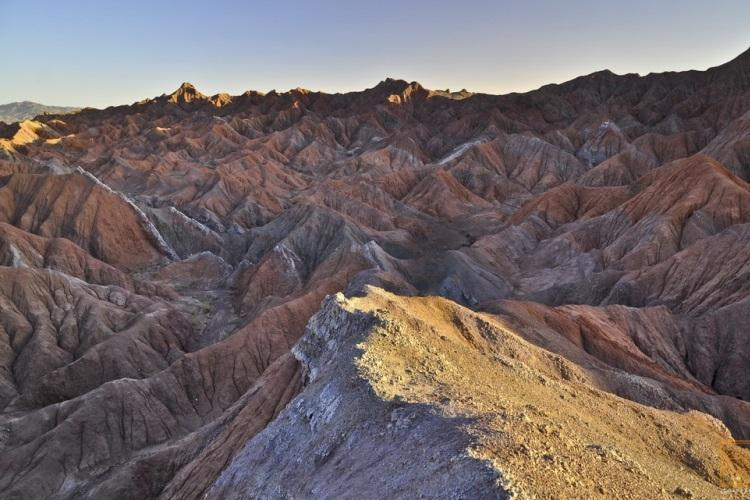 ثبت میراث طبیعی- ملی کوه های مریخی نهبندان