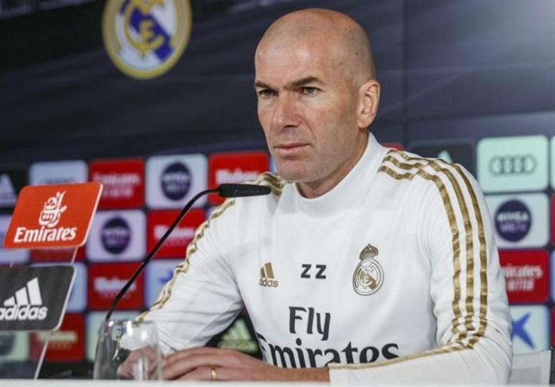 زیدان: رئال مادرید به دنبال ارائه فوتبالی هجومی و زیباست، منچسترسیتی تیم قدرتمندی است