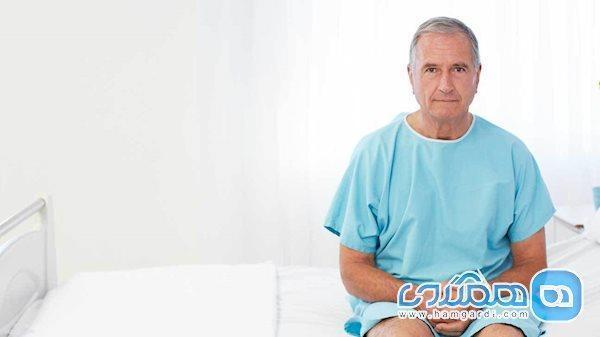 سرطانی در مردان که بدون علامت است