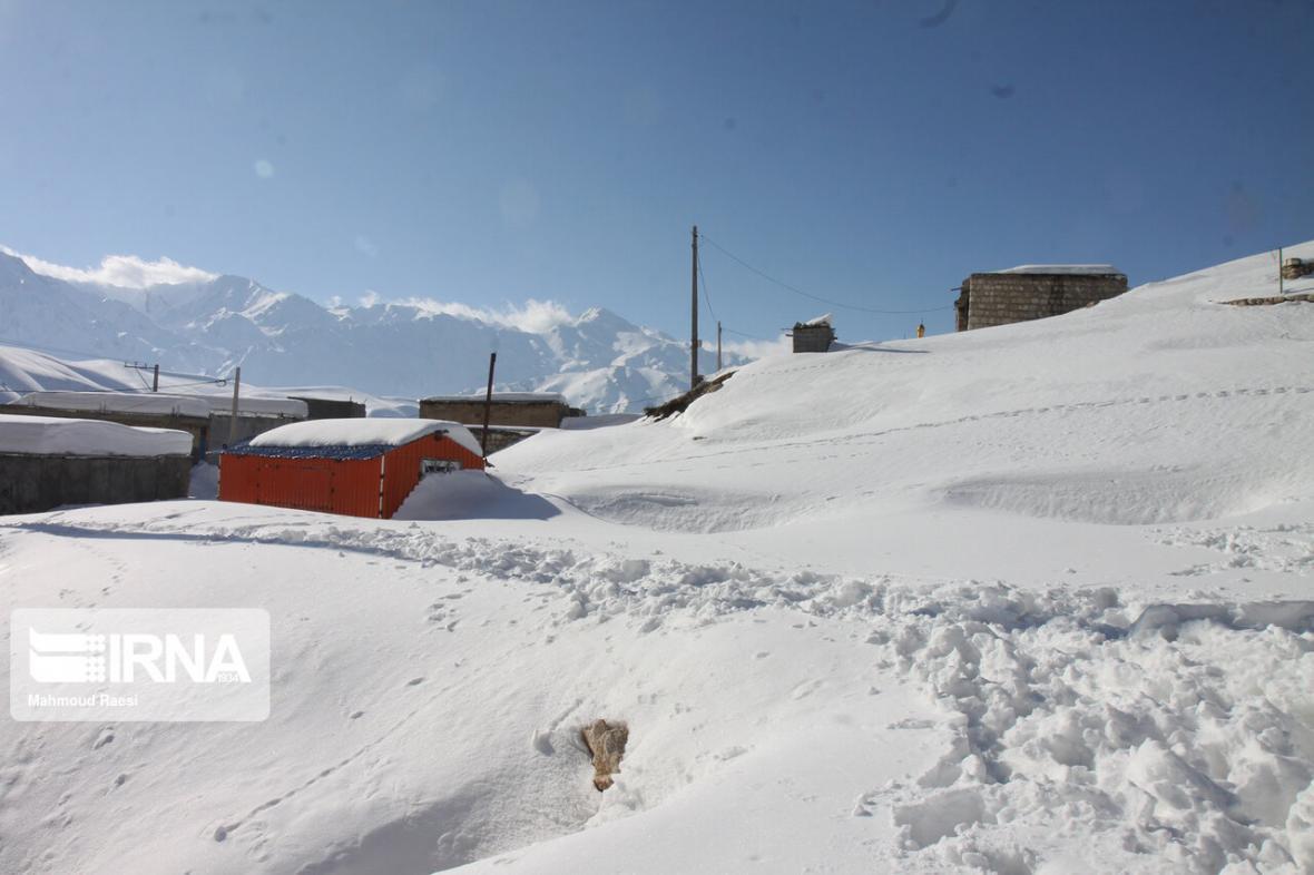خبرنگاران 2 روستای کوهرنگ در برابر سیلاب احتمالی خالی از سکنه شد