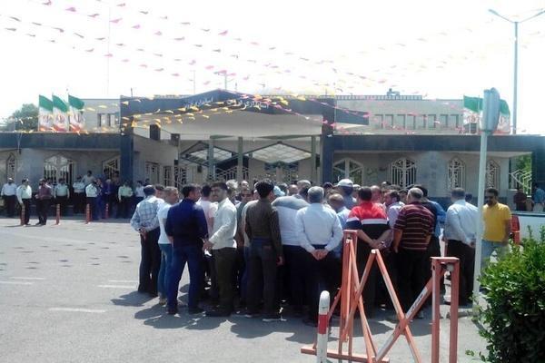 آتش خصوصی سازی کنتورهای شرکت کنتورسازی ایران را هم سوزاند ، عزل و نصب ها مشکل کارگران را حل نکرد!
